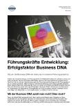 FoB Führungskräfteentwickelung: Business DNA