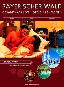 Reisekatalog Bayerischer Wald Hotels