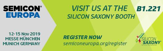 camLine will be present at the joint booth of Silicon Saxony