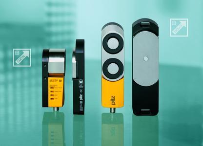 Die sicheren Schutztürsysteme PSENslock vereinen Sicherheits-, Standard- und Diagnosefunktionen in einem Gerät