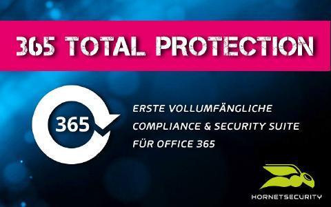 Vollumfängliche Security & Compliance Suite für Microsoft Office 365