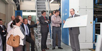 Modern newspaper printing in Spain with the KBA Commander CT