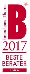 Beste Berater 2017