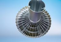 Crimped Kühlkörper bieten hohe Leistungsdichte auf kleinstem Raum und sind damit ideal geeignet für die Kühlung von Grafikkarten und CPUs