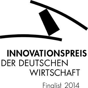 Finalist Innovationspreis der deutschen Wirtschaft