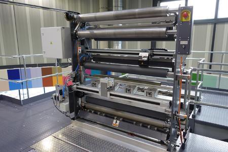 IDCµ: Die Inline-Farbdichtemessung mit Mikromarken von manroland web systems sorgt für Qualität im Zeitungsdruck / © manroland web systems