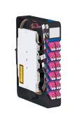 Der neue modulare STX Tragschienen-Verteiler von Telegärtner kann exakt für die tatsächlichen Anforderungen konfiguriert werden.