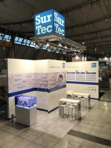 Messestand SurTec parts2clean 2017