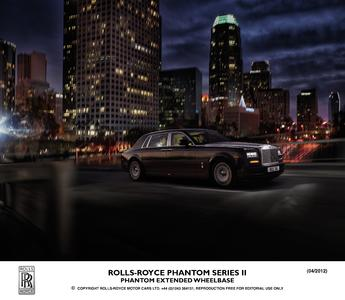 Beijing Debut for the Ultimate Rolls-Royce Phantom Extended Wheelbase