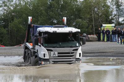 Scania Bau-Lkw - King Off-Road