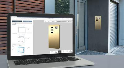 Configurator for DoorBird IP intercoms