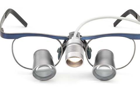 Top-Optik und Top-Beleuchtung: ExamVision Lupenbrillen von JADENT.
