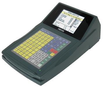 MICROS Keyboard Workstation 270 (KW270) für unterwegs (Copyright by MICROS-FIDELIO GmbH)