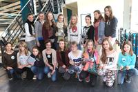 Girls' Day 2014 bei der WITTENSTEIN AG