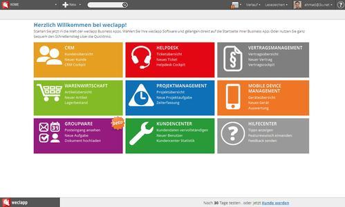 Business Software von weclapp jetzt mit Social Business- und Collaboration-Funktionen
