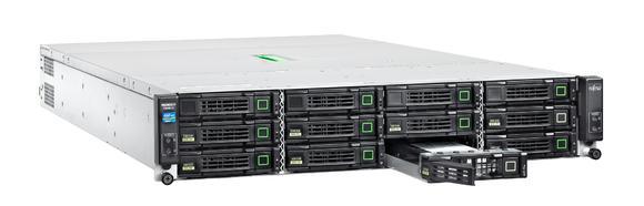 Fujitsu PRIMERGY CX420 macht Business Continuity für kleine und mittelständische Unternehmen erschwinglich