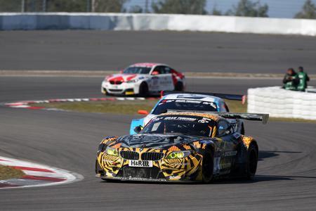 Walkenhorst Motorsport, #36 BMW Z4 GT3, VLN, Nürburgring