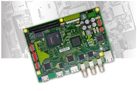 MSC Technologies presents interface card for 2.5K displays