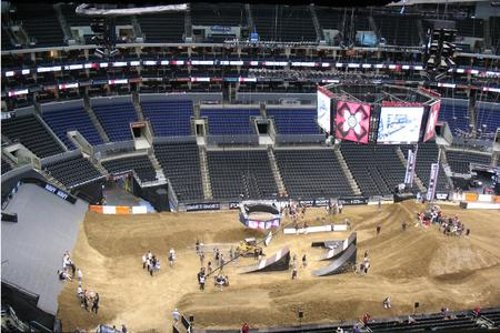 X Games Staples Center