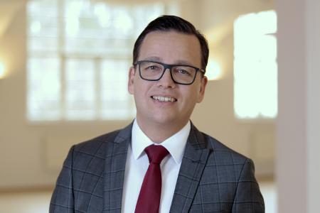 Martin Heinz, neues Vorstandsmitglied der iTAC Software AG