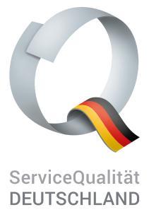 ServiceQualität Deutschland Zertifizierung für Q-LEARNING 2019