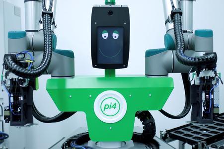 Third generation Workerbot™