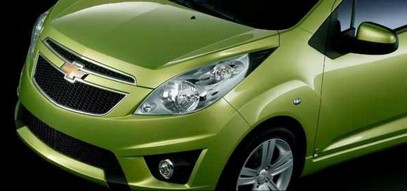 Chevrolet Spark: Stark und scharf – der Kleinwagen für den großen Auftritt