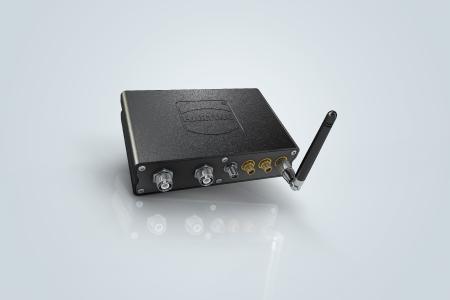 Mit der neuen Ha-VIS RF-R3x0 RFID Reader Familie setzt HARTING Akzente im Bereich Robustheit, Flexibilität und Interoperabilität