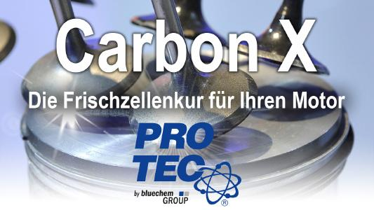 bluechemGROUP präsentiert Carbon X