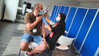 Als einer der ersten Arbeitgeber in der Region bot der mittelständische Hersteller von Präzisions-Temperiertechnik der kompletten Belegschaft die Möglichkeit einer kostenlosen Schutzimpfung gegen COVID-19.