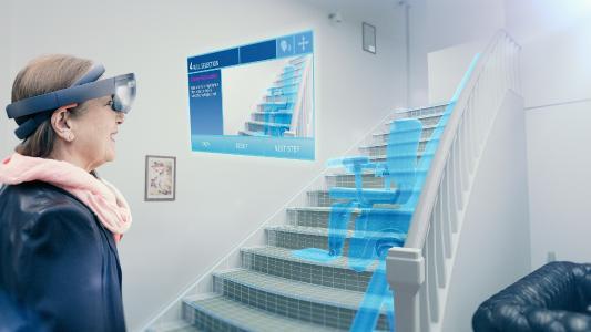 thyssenkrupp setzt auf Industrie 4.0 und revolutioniert Home-Mobility-Lösungen mit Microsoft HoloLens