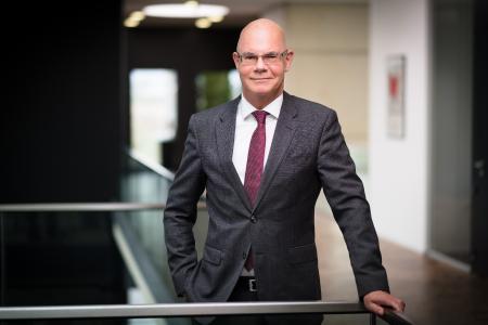 Karl-Peter Münkel, CEO, K&P Computer, Fotograf: Dirk Beichert