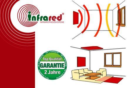 mit einer infrarotheizung kosten und energie sparen candor gmbh pressemitteilung. Black Bedroom Furniture Sets. Home Design Ideas