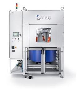 Example for OTEC SF Machine