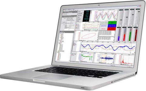 DAQ and analysis software NextView