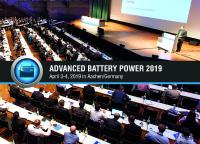 "11th International Symposium: ""Advanced Battery Power - Kraftwerk Batterie"""