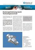 [PDF] Pressemitteilung:Kostenoptimierung durch Technologiewechsel