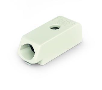 Die SMD-Leiterplattenklemme der Serie 2059 ist mit einer Bauhöhe von nur 2,7 mm besonders für kleine LED-Module geeignet