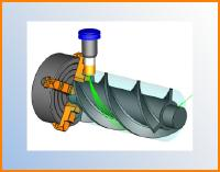 BobCAD-CAM B-Axis Milling