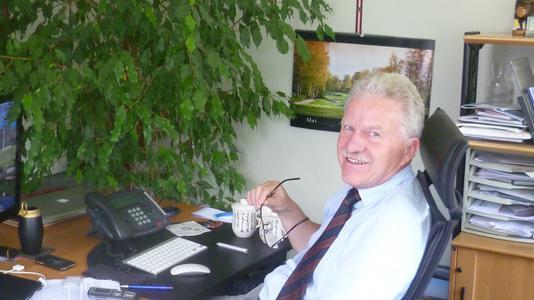 Thomas Nieberle, Geschäftsführer der datadirect technology