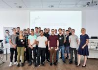 Teilnehmer Jugend-Camp 2019