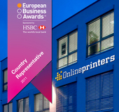 Onlineprinters GmbH Nominated for the European Business Awards 2011