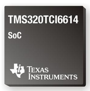 TMS320TCI6614