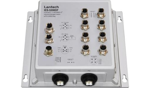 """Lantech Communications Europe switch """"Tempest Level B"""" certified"""
