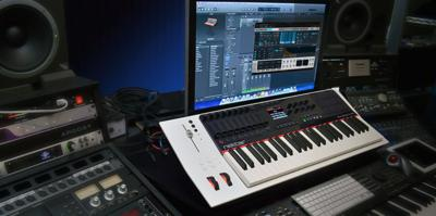 The Nektar Panoramas take control over Logic Pro X - and Alchemy