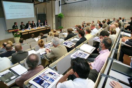 Podiumsdiskussion auf der MEMO-Tagung