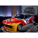 World Premiere: The BMW Art Car Collection on the Internet. Legendary collection as a virtual video tour