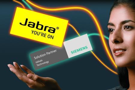 Jabra und Siemens Enterprise Communications gemeinsam auf NT HiWay Roadshow