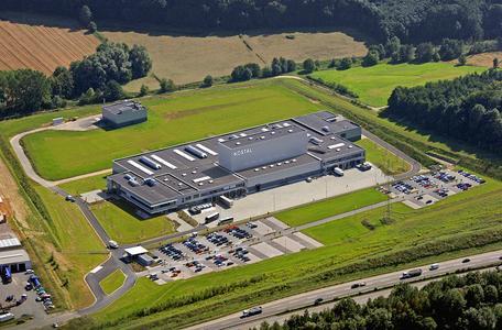 KOSTAL Industrie Elektrik GmbH, Hagen, Luftbild
