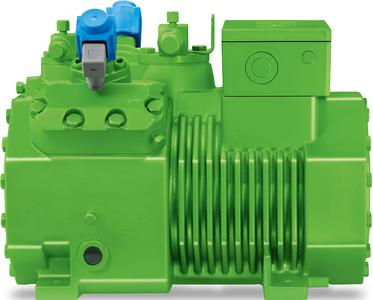 BITZER showcases its CRII capacity control system for ECOLINE reciprocating compressors
